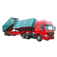 Buy Dumper Semi Trailer