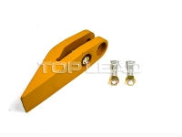Purchase XCMG parts ZL50G wheel loader Bucket Teeth  252101813