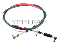 SINOTRUK HOWO  Shifting cable  assembly WG9725240113
