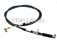 SINOTRUK HOWO  Shifting cable  assembly WG9725240008