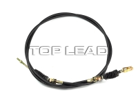 SINOTRUK HOWO Throttle cable WG9725570300