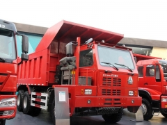 New Design SINOTRUK HOWO 50Ton Mining Tipper Truck, Dump Truck for Mine Use, Mining Dump Truck