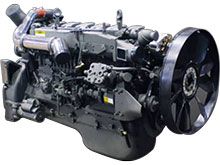 WD615  Series Engine Parts