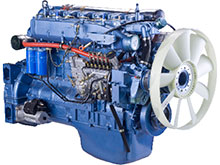 WP12E32 Series Engine Parts