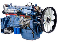 WP10E32  Series Engine Parts