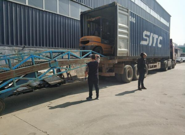 Howo Mining Truck Spare Parts exporting to Philippines