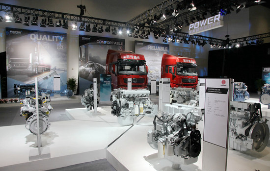 Releasing WP13 engine, WEICHAI pushes high horse-power engines